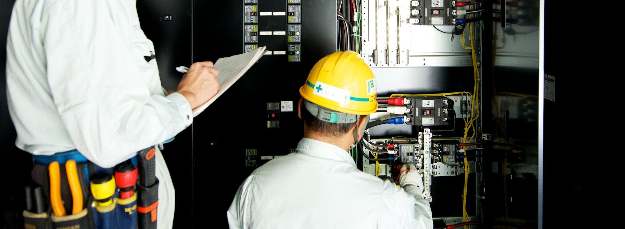 総合建築附帯電気設備