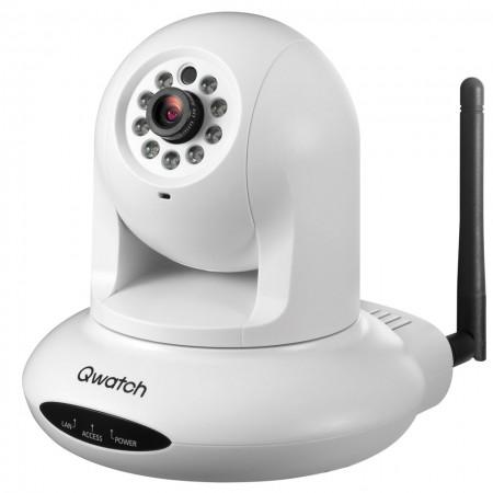 簡単設置の防犯カメラ